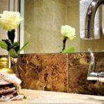 Salle de bain chambre supérieure Design Tradi
